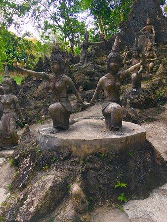 full view - Buddha Garden