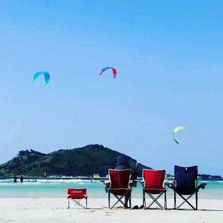 Jeju Kitesurfing