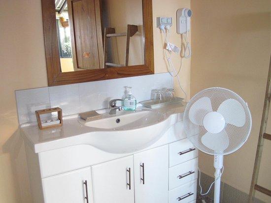 Liquica District, Timor Leste: Bravo Villa Bathroom
