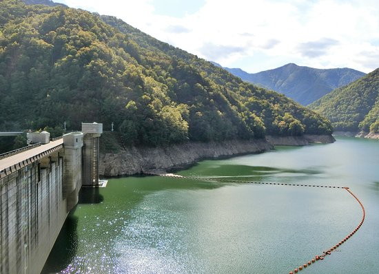 Satsunai-River Dam Management Facility