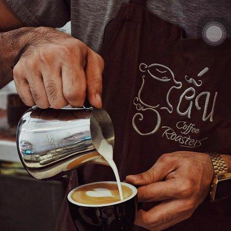 Make coffee with love !