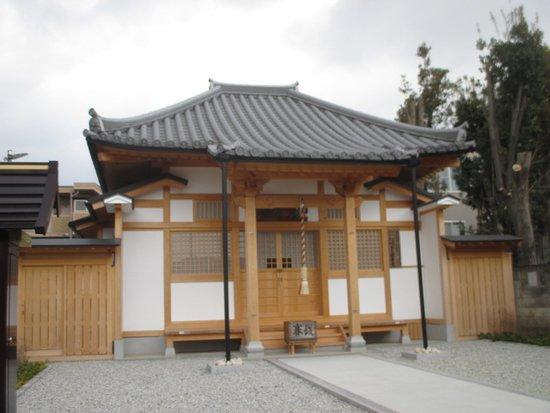 Shakuson-ji Temple