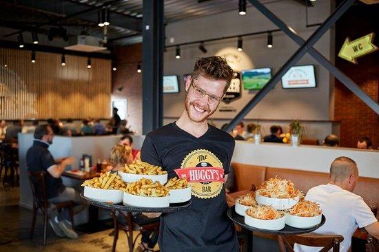 Sprimont, Belgium: Frites et Coleslaw à volonté