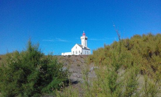 Belle-Ile-en-Mer, ฝรั่งเศส: Le phare