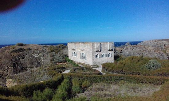 Belle-Ile-en-Mer, ฝรั่งเศส: La maison de Sarah Bernard