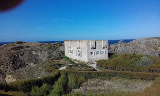 Belle-Ile-en-Mer, França: La maison de Sarah Bernard