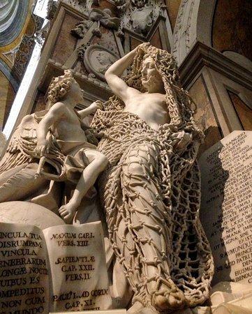 Museo Cappella Sansevero.Desengano De Francesco Queirolo Picture Of Museo Cappella