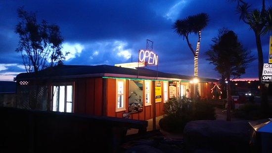 National Park Village, Nieuw-Zeeland: Shop