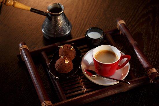 Не забудьте попробовать наш кофе