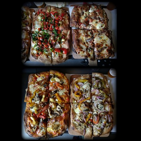 Levitum: Excellent Pizza