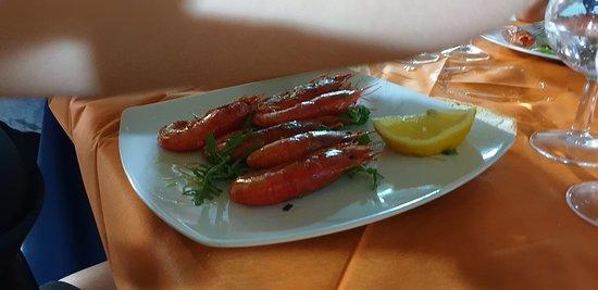 Acquappesa, อิตาลี: Gamberoni