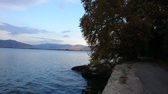 Kastoria Region, اليونان: Kastoria city Greece @VisitGreecegr @Greece_com