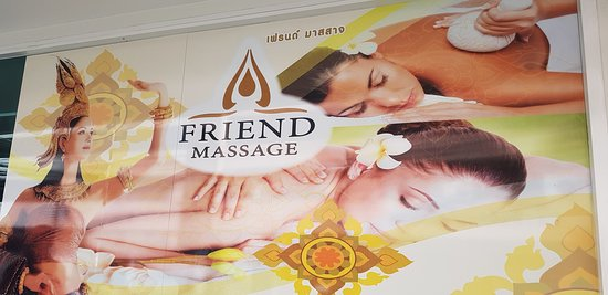 Friend Massage