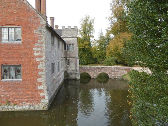 A Moated Residence
