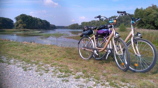 Bratislava bike rental