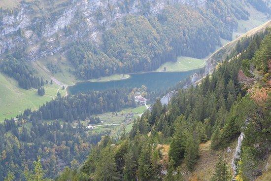 image Berggasthaus Ebenalp sur Schwende