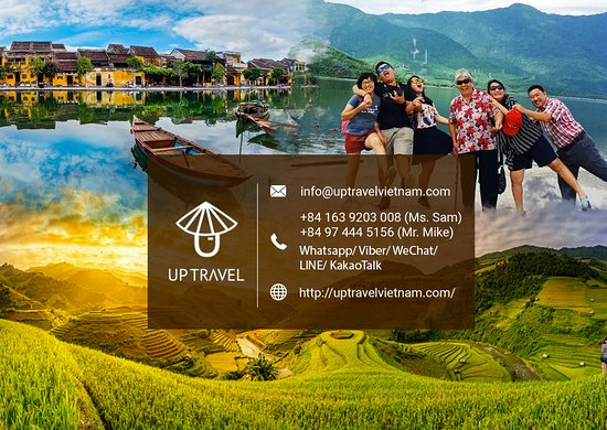 Up Travel Vietnam