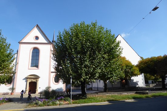 Saint Verena Minster