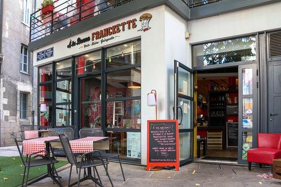 À La Bonne Franckette, Nantes - Menü, Preise & Restaurant ...