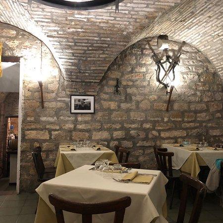 photo4.jpg - Picture of Trattoria Borgo San Francesco ...