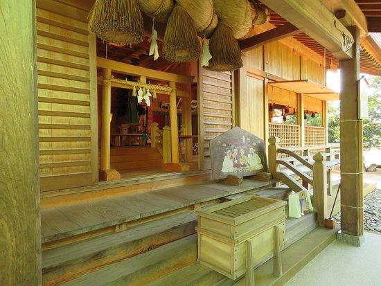 Makuse Shrine Tachimushi Shrine