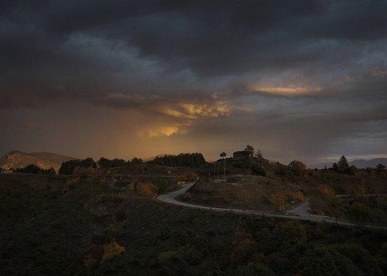 Καπέσοβο, Ελλάδα: Epic sunsets