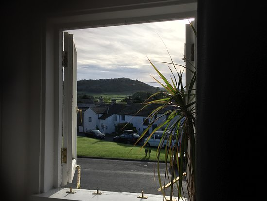 Austwick, UK : View from our room window