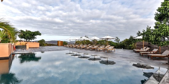Pezula Hotel: Outdoor Pool