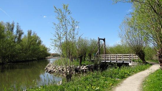 Rhoon, Belanda: Wandelpad