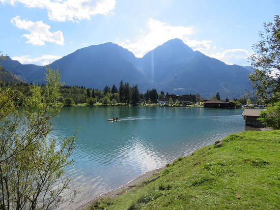 Heiterwang, Austria: wir näher'n uns dem Ziel...