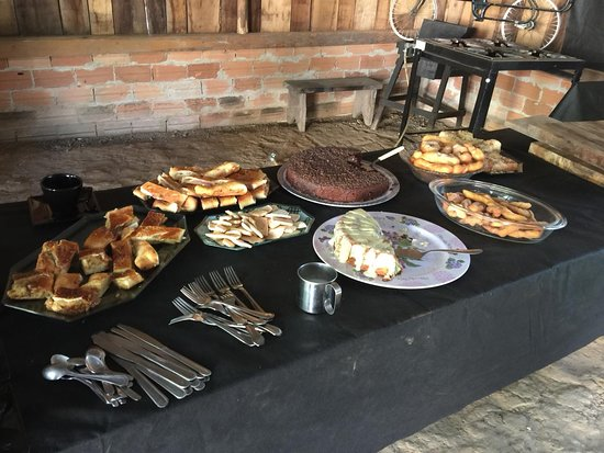 Rio Negro, PR: Café colonial