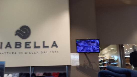 RIABELLA... - Picture of Fashion City Outlet, San Giuliano Milanese ...