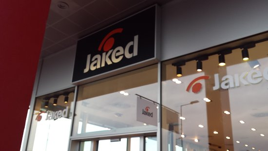 JAKED... - Picture of Fashion City Outlet, San Giuliano ...
