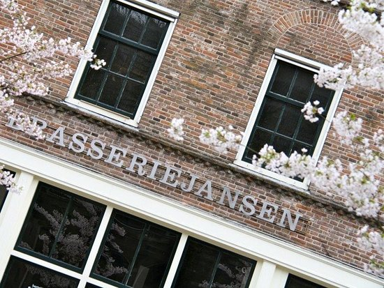 Brasserie jansen zwolle restaurant avis num ro de for Jansen restaurant