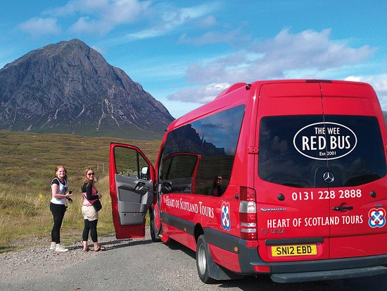 ‪Heart of Scotland Tours‬