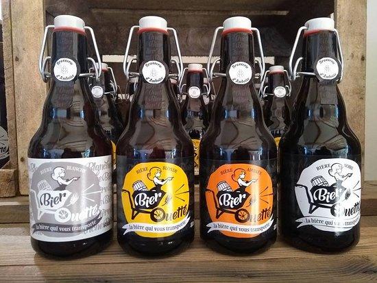 Amboise, France: Gamme Bier'ouette