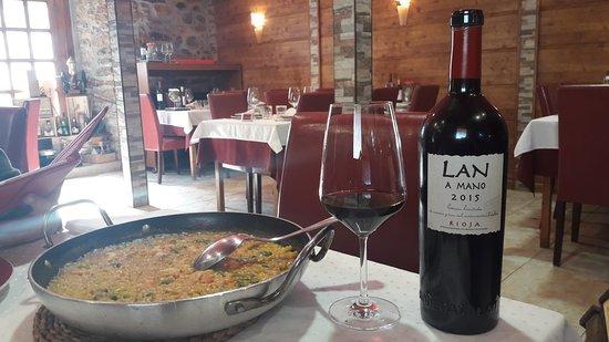 Grado, Ισπανία: Cafeteria Restaurante La Parra