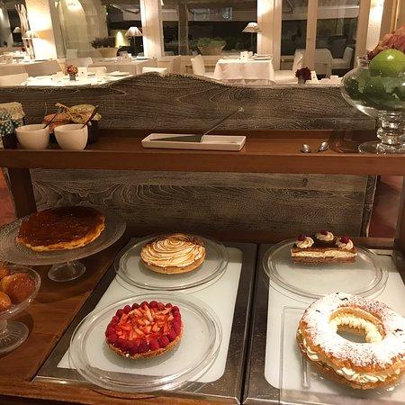 Excelencia en la cocina y en el marco