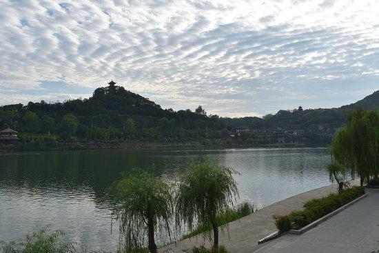 Bilde fra Langzhong