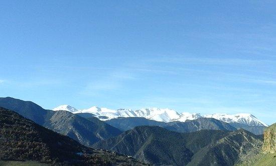 Parc Natural de l'Alt Pirineu: Cimas de montañas