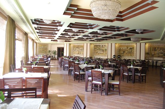 Durbar- Hotel Clarks Amer: Durbar