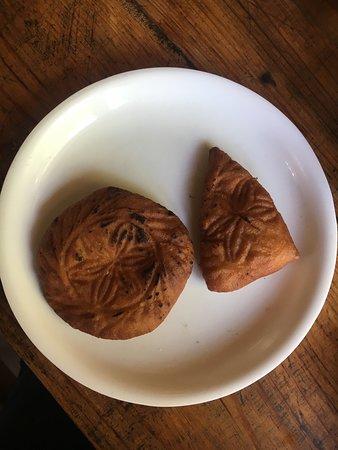 Mithoo , local sweet cuisine