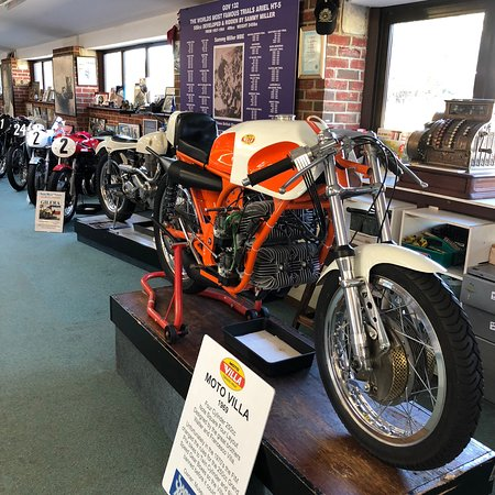Sammy Miller Motorcycle Museum: photo2.jpg