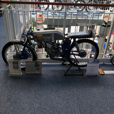 Sammy Miller Motorcycle Museum: photo3.jpg