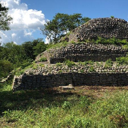 Piste, Mexico: Yaxuna