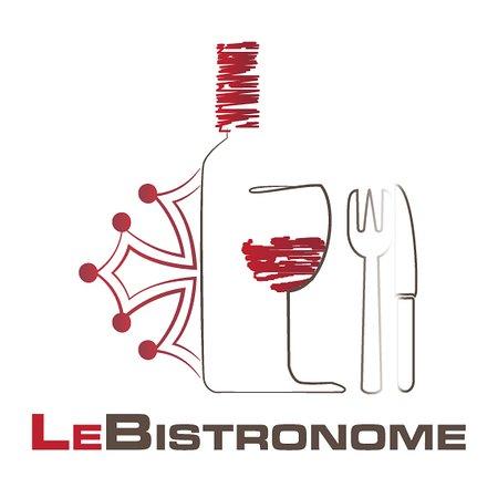 Saint-Pons-de-Thomieres, ฝรั่งเศส: Logo du Bistronome