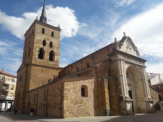 Centro histórico de Benavente