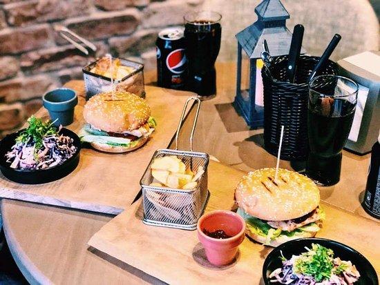 Silute, Λιθουανία: Gourmet burgers