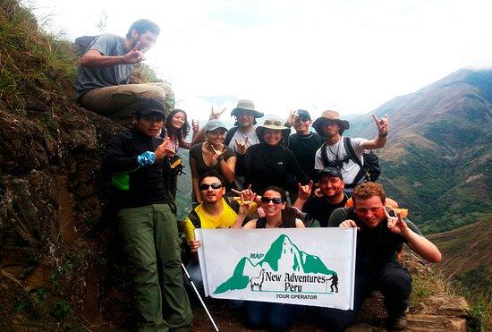 New Adventures Peru