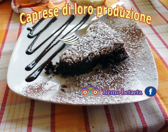 Faicchio, Italy: Caprese
